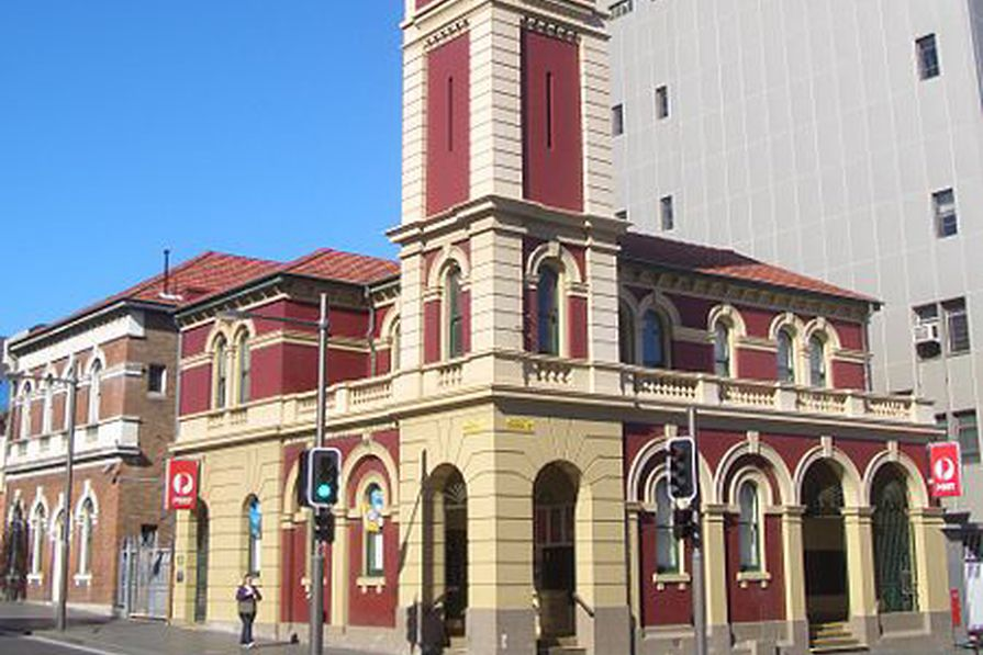 Redfern Post Office, built in 1882, and designed by the Colonial Architect's Office under James Barnet, is currently the office of architecture firm DKO.