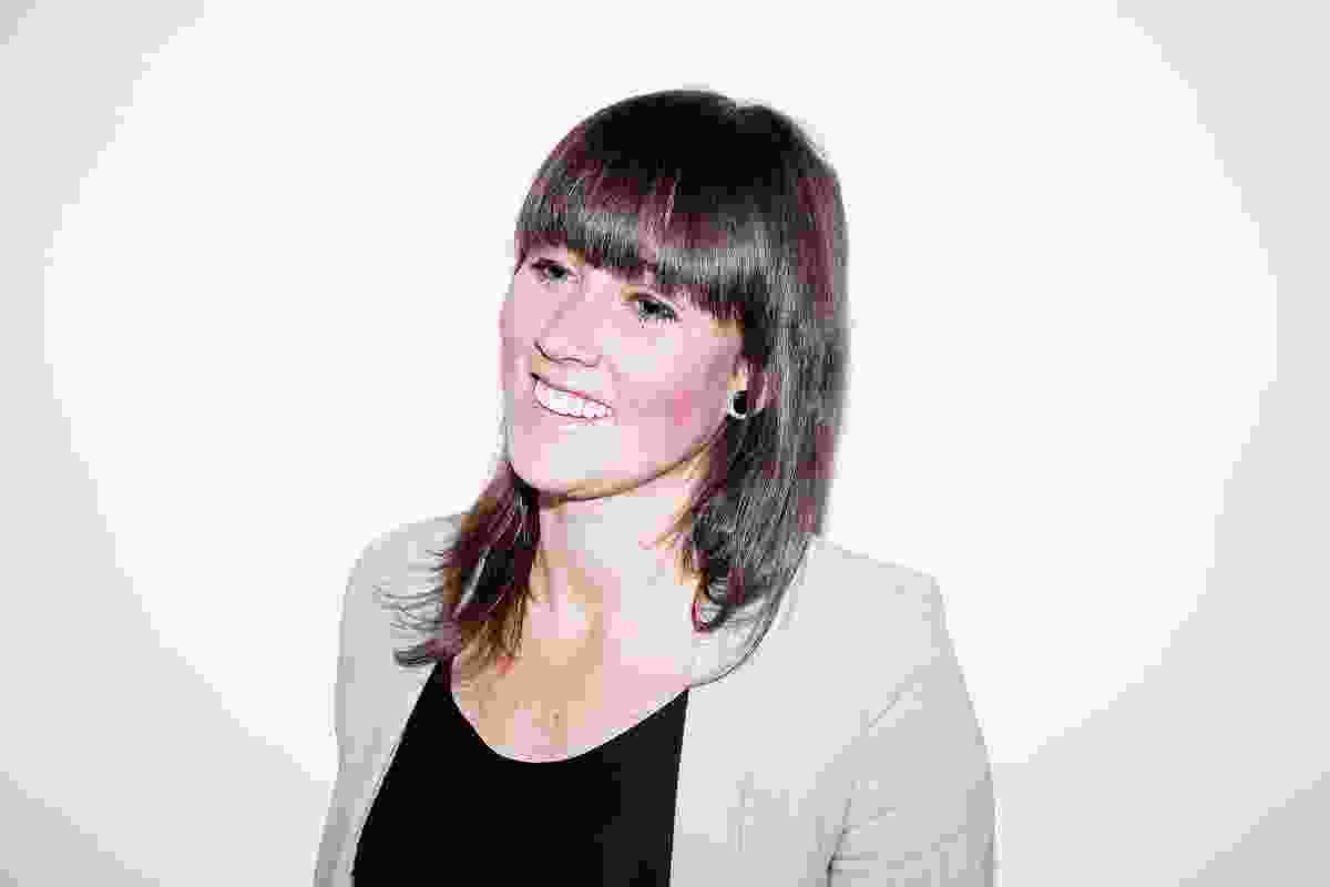 Katelin Butler, design portfolio manager and editor, Houses magazine.