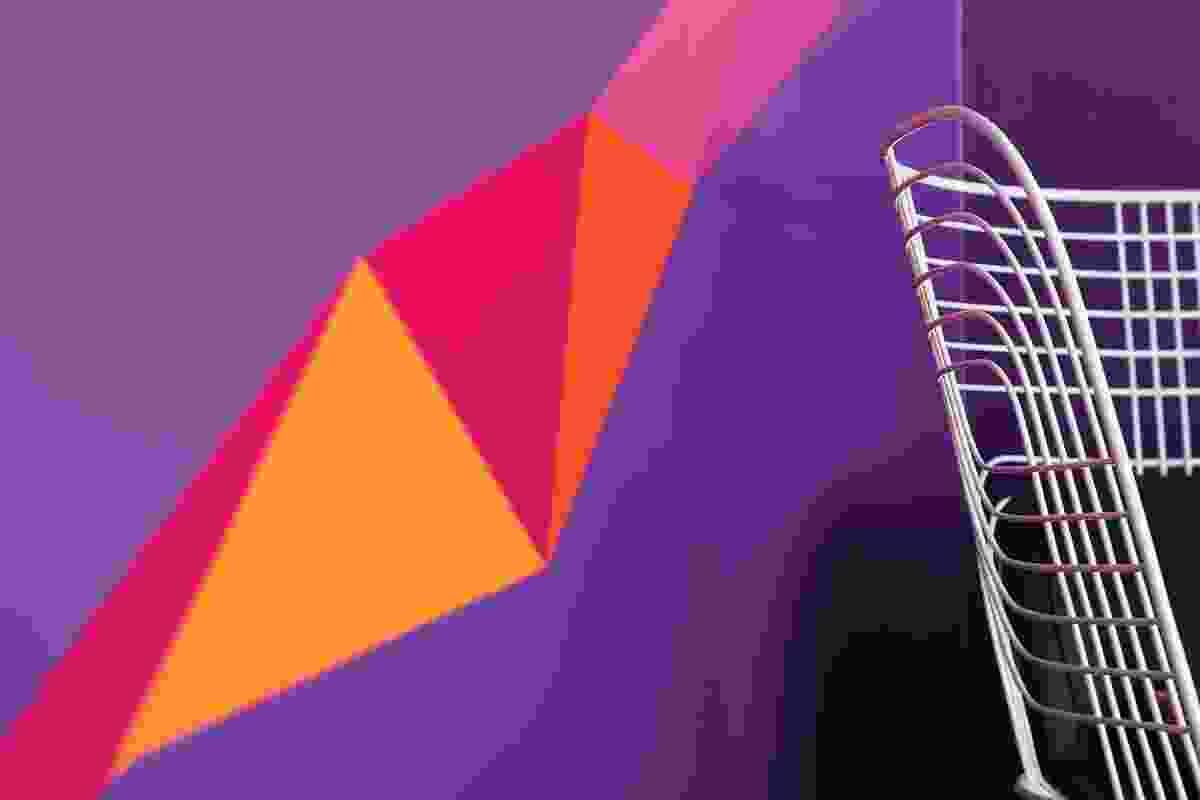 2013 Dulux blur colour palette.