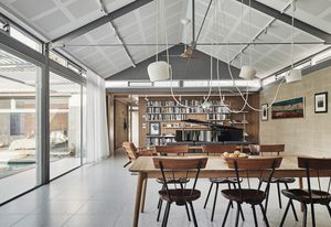 Bonview House by Phooey Architects.