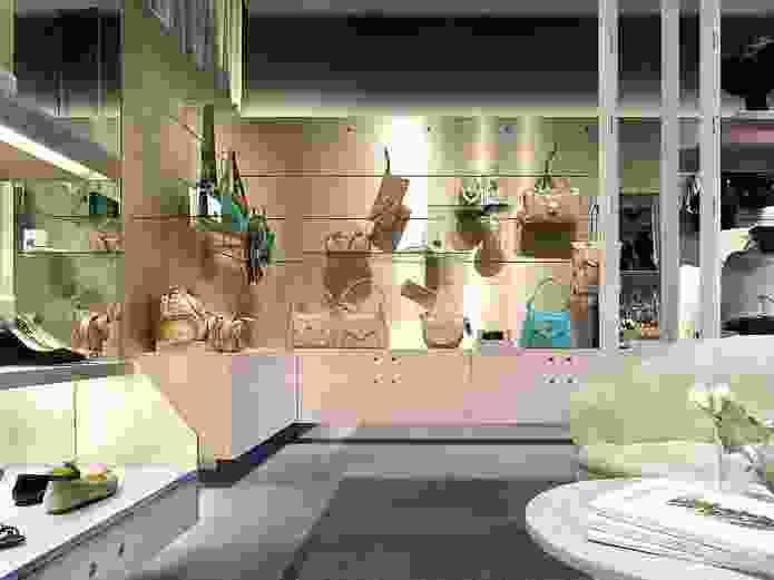 Highpoint Shopping Centre: Mimco by DesignOffice.