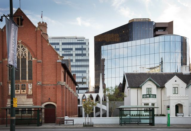 Cadogan Song School by Palassis Architects.