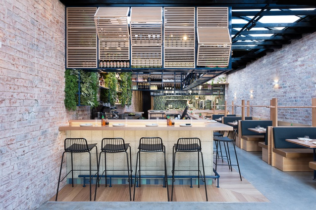 2017 Eat Drink Design Awards Shortlist Best Bar Design Architectureau