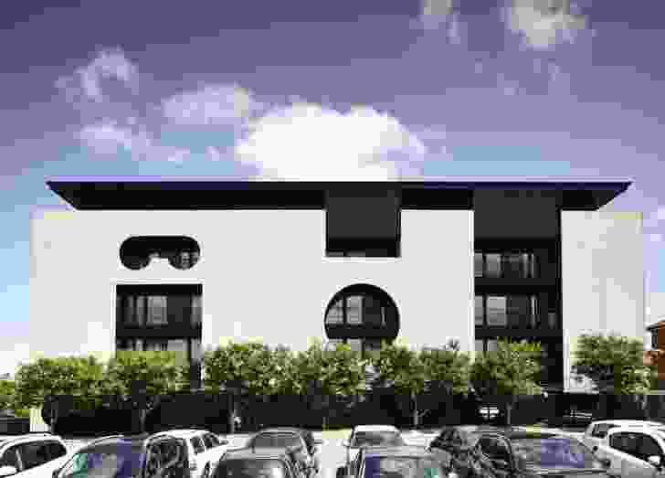 Housing Choices Australia - Dandenong by Kennedy Nolan.