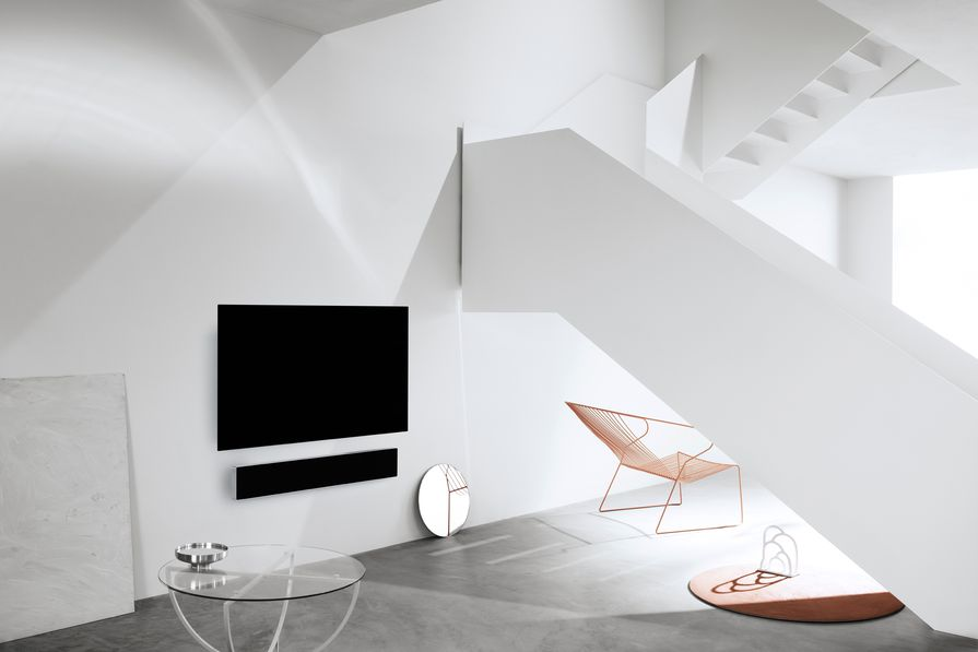 Beosound Stage from Bang and Olufsen.