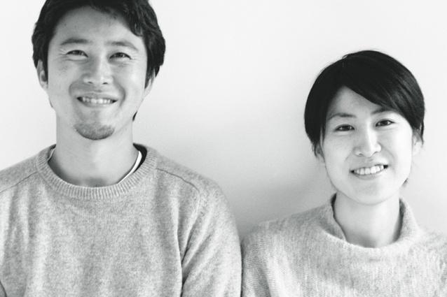 Terrain Architects - Ikko Kobayashi (L) and Fumi Kashimura (R)