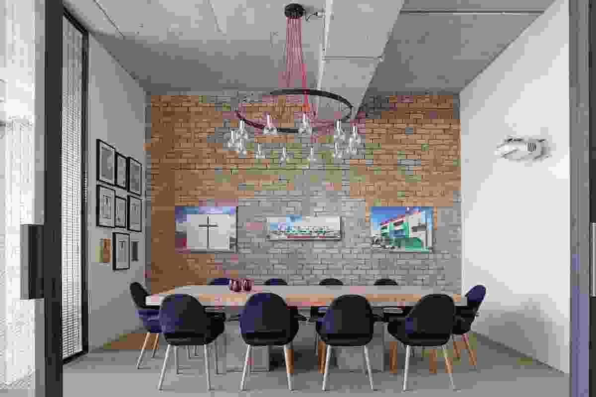 KUD Office by Kavellaris Urban Design.