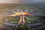 A new airport for Beijing by Zaha Hadid et al