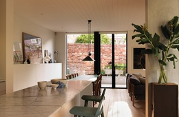 Virtue of restraint: South Melbourne House