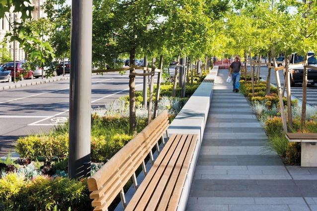 Revitalising Central Dandenong: Lonsdale Street Redevelopment by BKK/TCL Partnership.