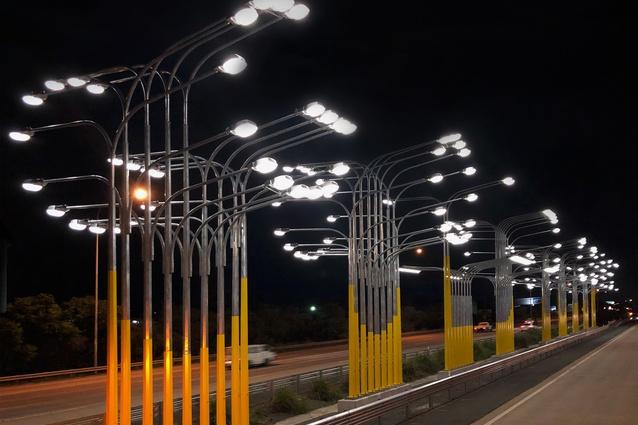 <i>Hi-Lights</i> by Lot-ek.