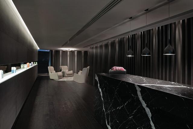 the darling hotel architectureau. Black Bedroom Furniture Sets. Home Design Ideas