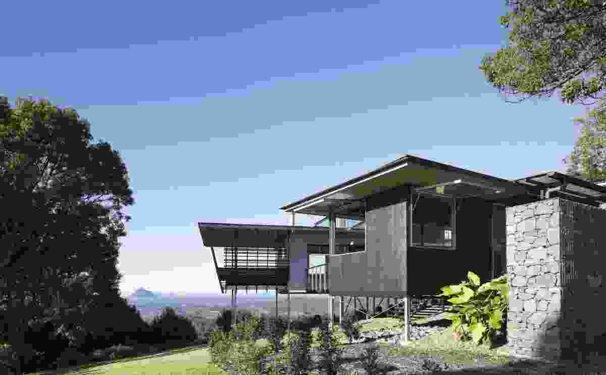 Maleny House by Bark Architects.