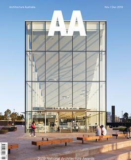 Architecture Australia, November 2019