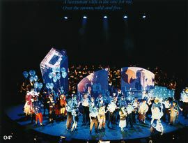 Wozzeck, by Alban Berg, for Opera Australia, 2000.