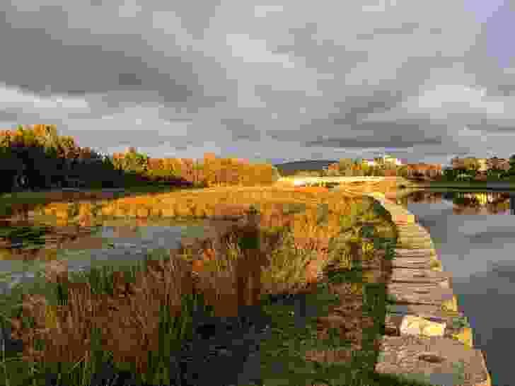 Isabella Pond Wetlands by Enviro Links Design
