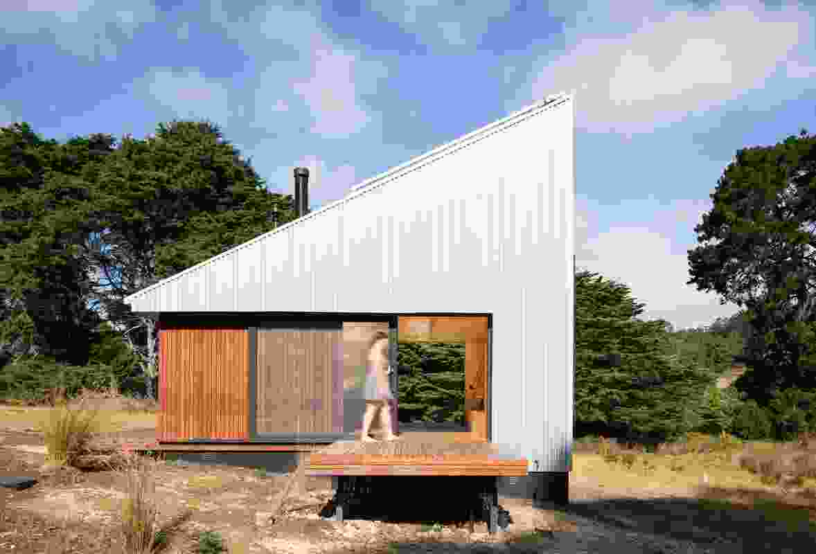 Bruny Island Hideaway by Maguire + Devine Architects