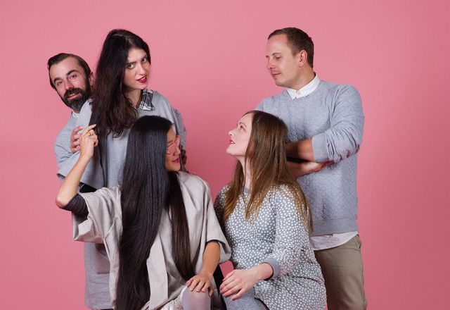 From utopian collective to industry force: Sibling