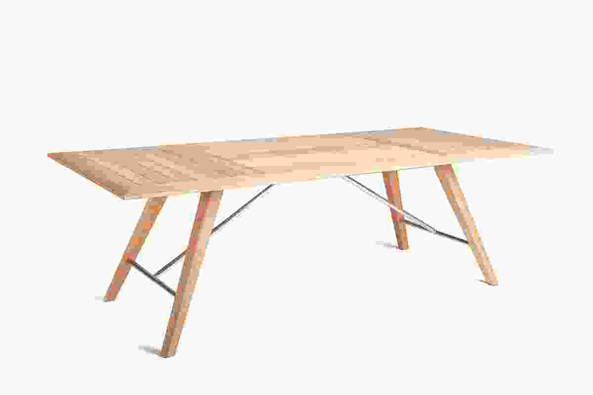 Kay outdoor table.