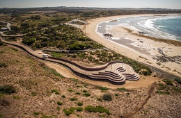 2016 National Landscape Architecture Awards: Award of Excellence for Tourism