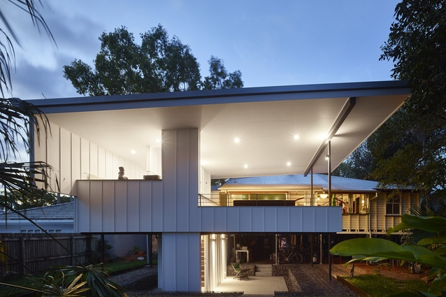 Bath House (QLD) by Stephen de Jersey Architect.