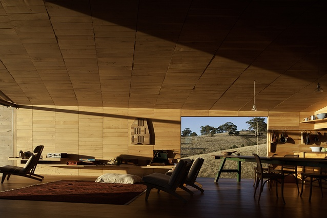 Shearers' Quarters by John Wardle Architects.