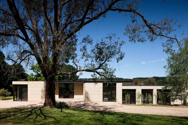 Merricks by Robson Rak Architects.