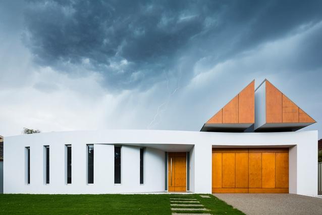 Prestipino House by Max Pritchard Architect.