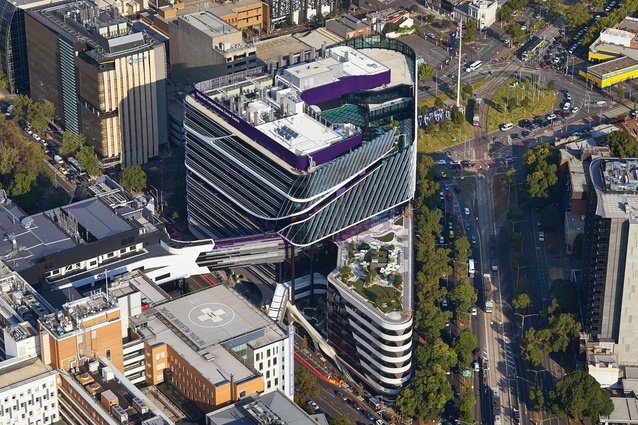 VCCC occupies a junction between the Melbourne CBD, The University of Melbourne and research and teaching hospitals.