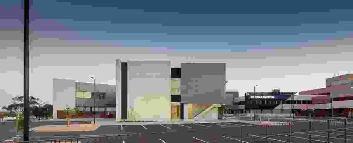 Whyalla Regional Cancer Centre Redevelopment by Hames Sharley.