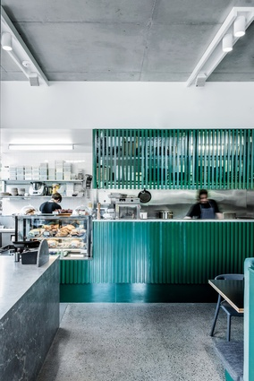 Pitch & Fork Cafe (Toowong, Queensland) — Georgia Cannon