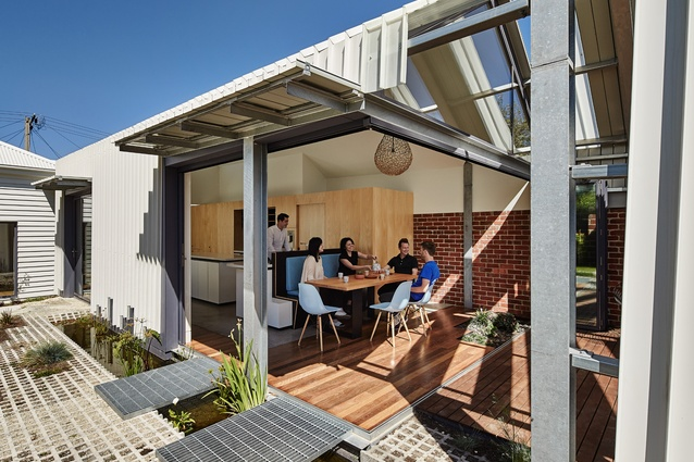 Cut Paw Paw (Vic) by Andrew Maynard Architects.
