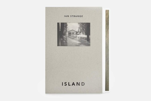 <i>Island</i> by Ian Strange, published by Pampam Press.