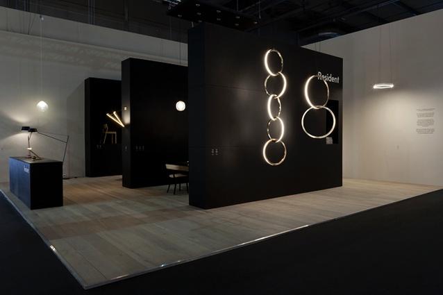 Resident's Dark Matter exhibition.