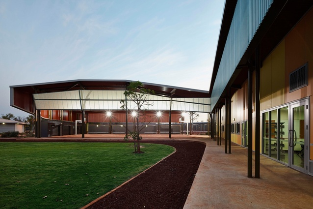 West Kimberley Regional Prison by TAG Architects and Iredale Pedersen Hook Architects, architects in association.