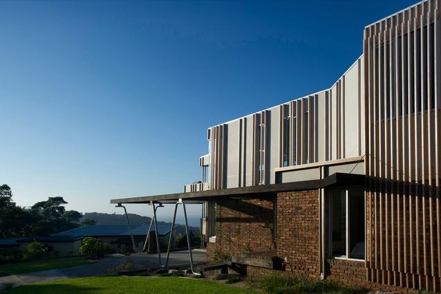Kellie Residence by David Boyle Architect.