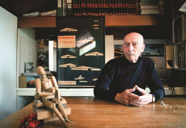 Enrico Taglietti.
