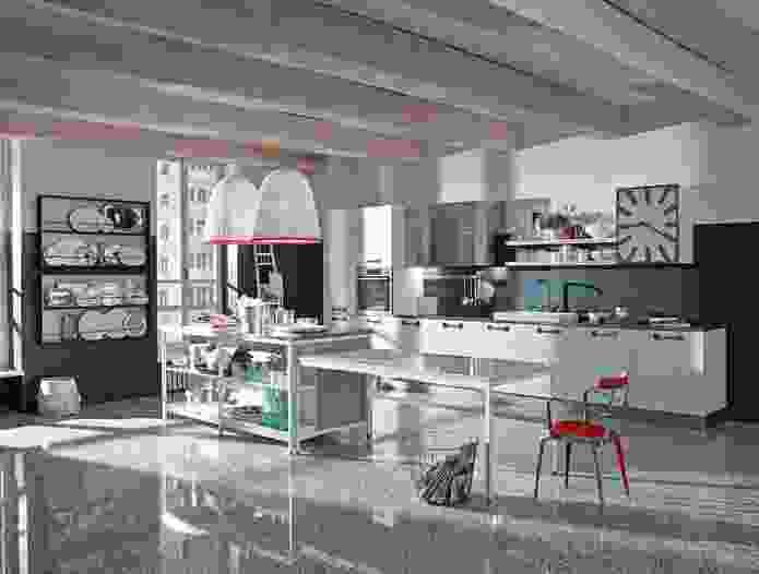Bontempi Menu kitchen.