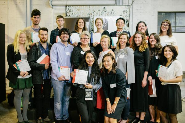 DIA Vic/Tas Graduates of the Year from 2014.