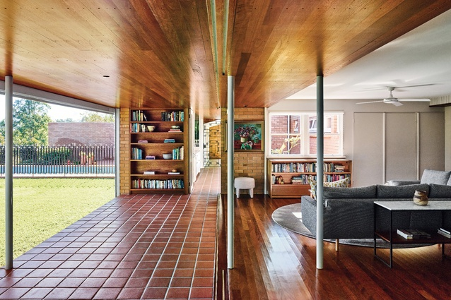A clarifying transformation: Dyer Street House