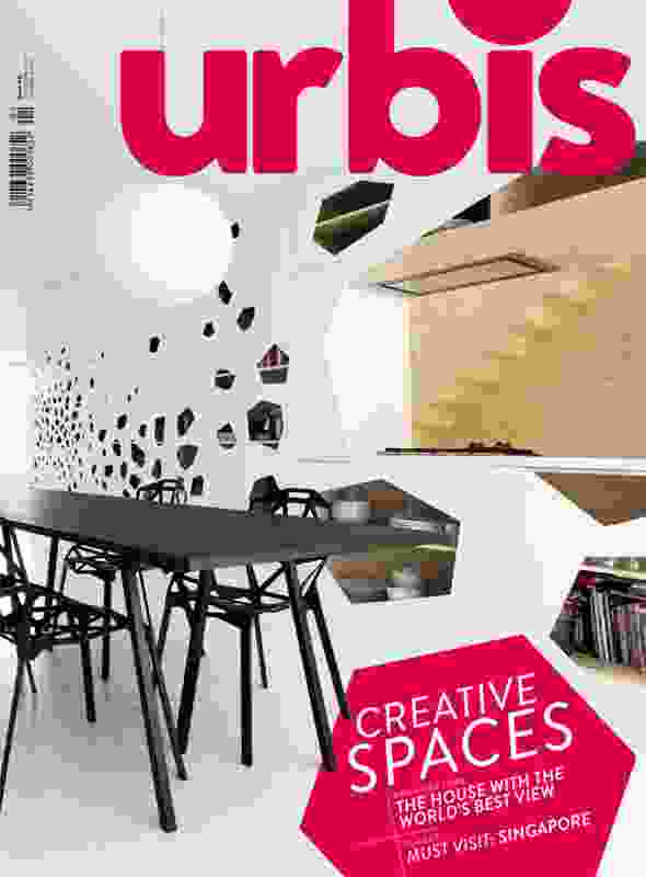 Urbis issue 66.