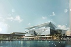 First (virtual) look at Sydney's International Convention Centre