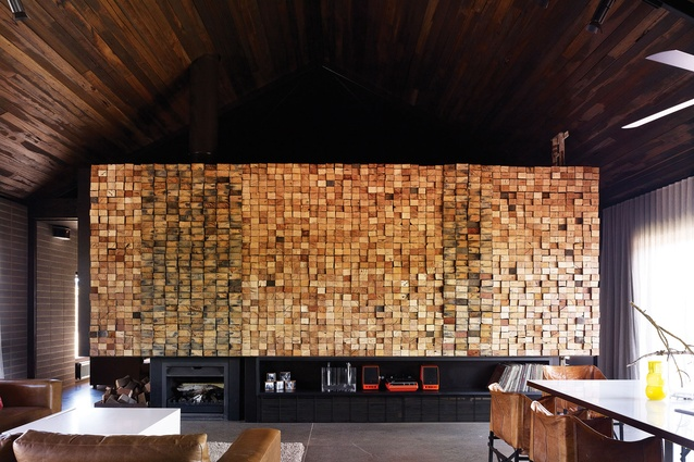 Hill Plains House in Victoria, by Wolveridge Architects, is the 2011 winner  of The