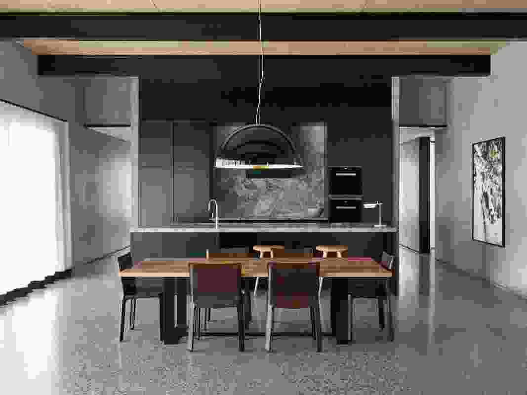 Bendigo Residence by Flack Studio.