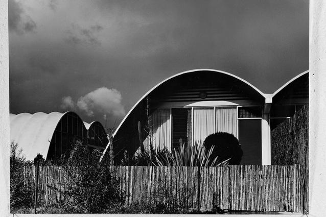 Ashwood supermarket residence by Robin Boyd (1954).