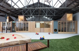 Imagination at play: Camperdown Childcare