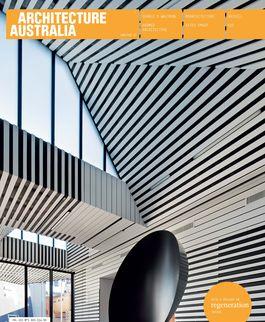 Architecture Australia, January 2012