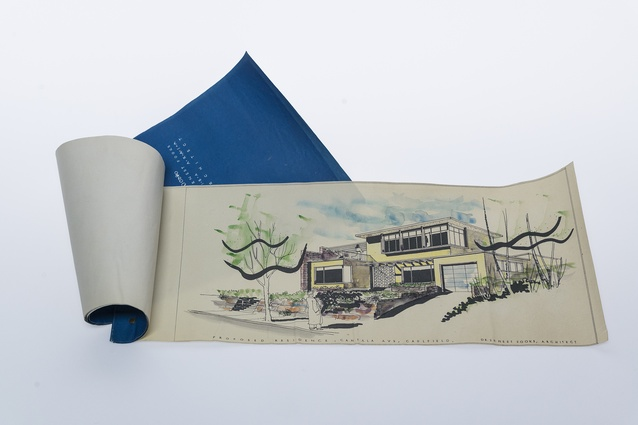 Excavating Modernism: Stylistic Pieces, Émigré Architects and the South-eastern suburbs