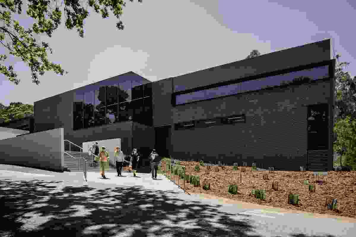 Port Arthur Visitor Centre by Rosevear Stephenson.