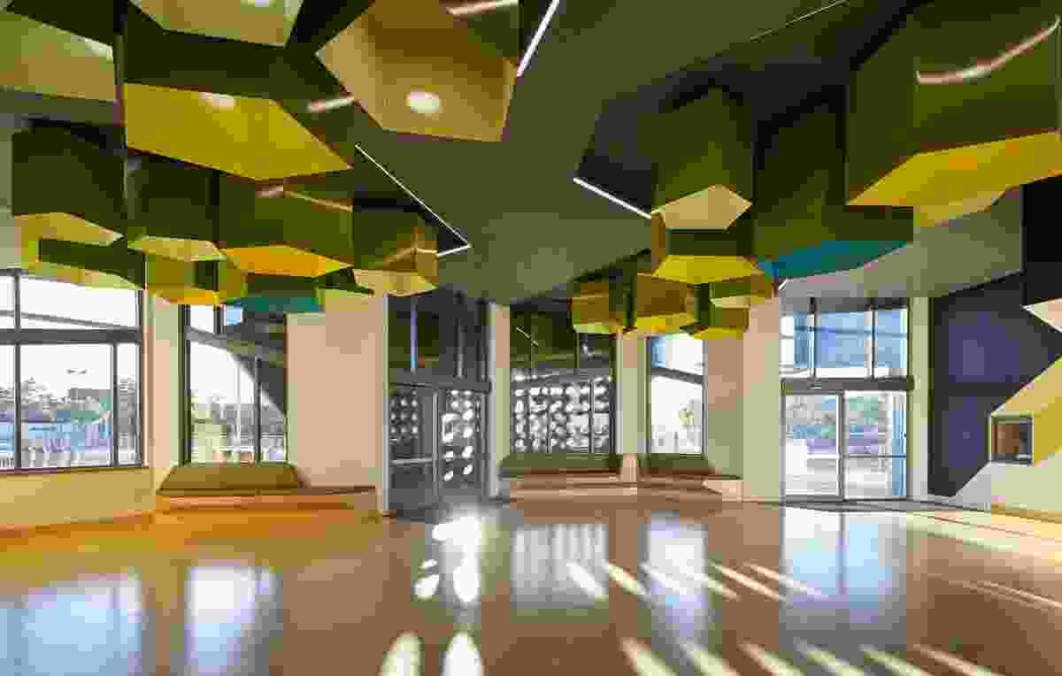 Karratha Super Clinic in the Pilbara region of Western Australia, designed by CODA Studio.